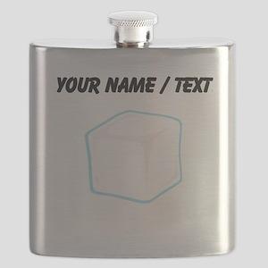Custom Ice Cube Flask