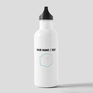 Custom Ice Cube Water Bottle