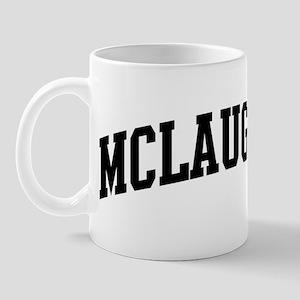 MCLAUGHLIN (curve-black) Mug