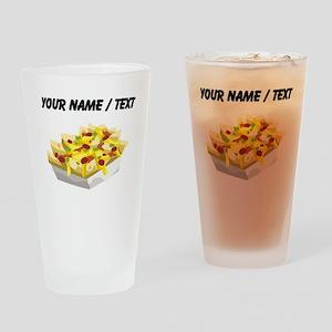 Custom Loaded Nachos Drinking Glass