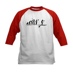 Sup Evolution Kids Baseball Jersey