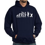 Cricket Evolution Hoodie (dark)
