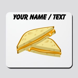 Custom Grilled Cheese Mousepad
