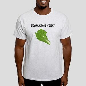 Custom Lettuce Leaf T-Shirt
