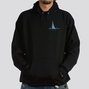 Chatham. Cape Cod. Lighthouse Design Hoodie (dark)