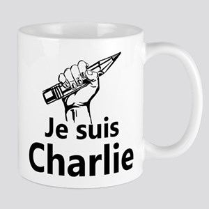 I am Charlie, Je suis Charlie Mugs