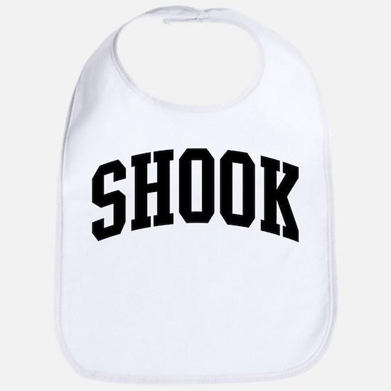 SHOOK (curve-black) Bib