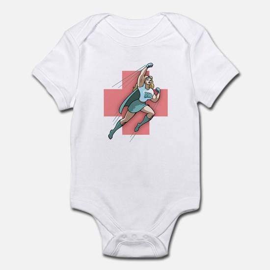 Remarkable Nurse Infant Bodysuit