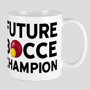 Future Bocce Champion Mug