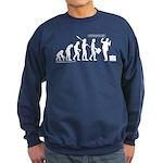Following Evolution Sweatshirt (dark)