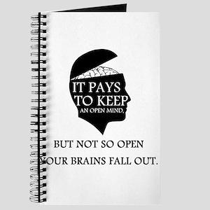 Keep an Open Mind Journal
