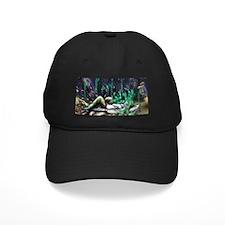 Sleeping Sea Beauty Baseball Hat