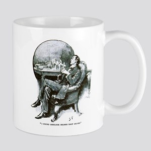 Holmes Half Asleep Mug Mugs
