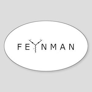 Feynman Sticker