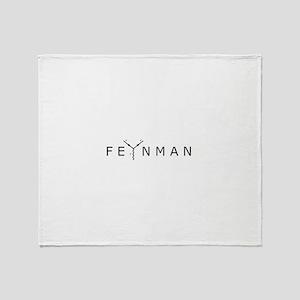 Feynman Throw Blanket