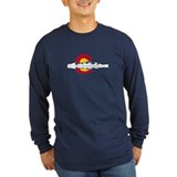 Colorado Long Sleeve Dark T-Shirts