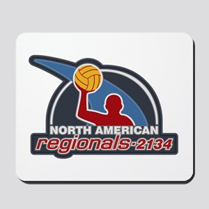 Water Polo North American Regional 2134 Mousepad