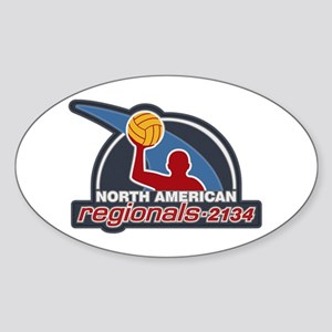 Water Polo North American Regional 2134 Oval Stick