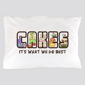 WHAT WE DO BEST Pillow Case