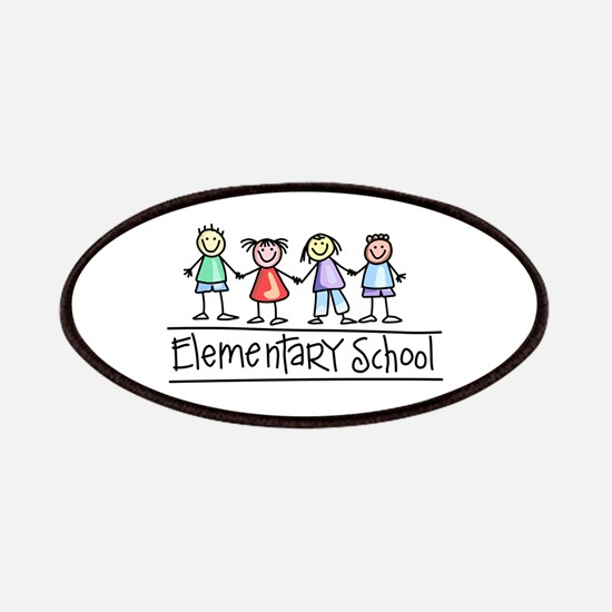 Elementary School Patches