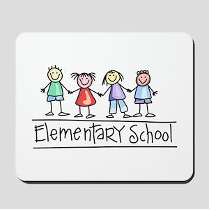 Elementary School Mousepad