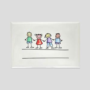 Schoolchildern Magnets