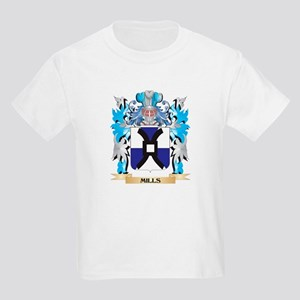 Mills Coat of Arms - Family Crest T-Shirt