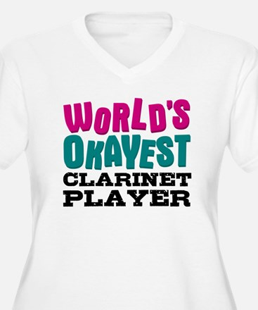 World's Okayest C T-Shirt