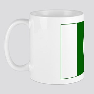 Pakistan Flag Mug