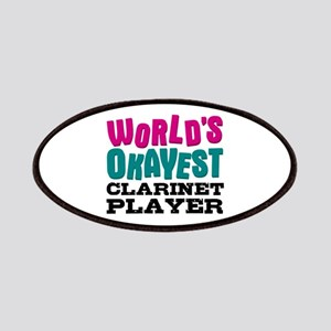 World's Okayest Clarinet Player Patches