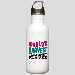 World's Okayest Clarin Stainless Water Bottle 1.0L