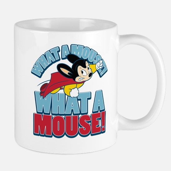 What A Mighty Mouse Mugs