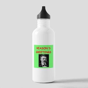 friedrich nietzsche Water Bottle