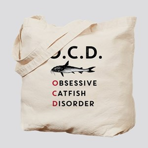 Obsessive Catfish Disorder Tote Bag