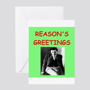 aldous huxley Greeting Cards