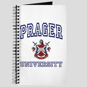 PRAGER University Journal