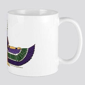 Isis Hieroglyph Mug