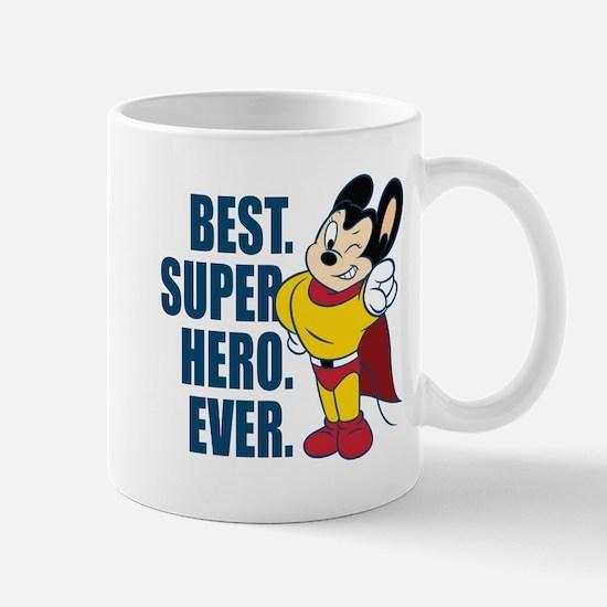 Best. Super Hero. Ever. Mugs