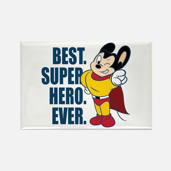 Best. Super Hero. Ever. Magnets