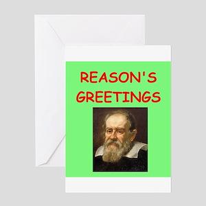 galileo Greeting Cards