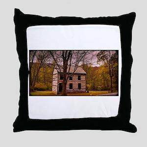 101214-36 Throw Pillow