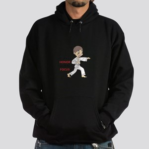 COURAGE HONOR RESPECT Hoodie