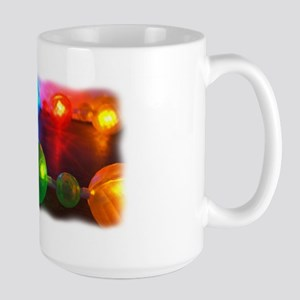 Holiday Lights Large Mug