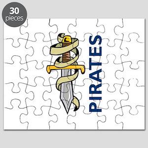DAGGER PIRATES Puzzle