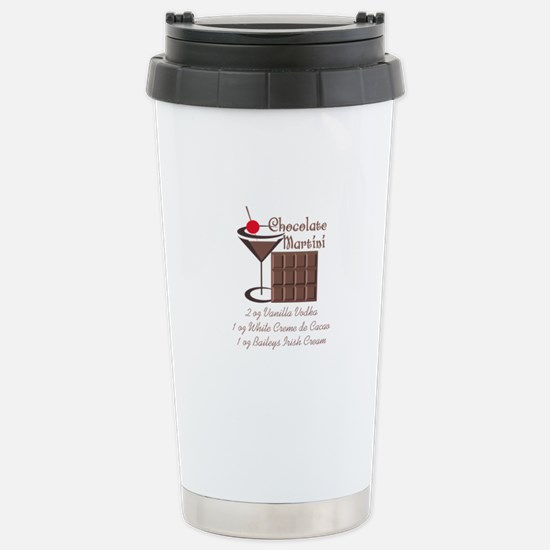 CHOCOLATE MARTINI Travel Mug