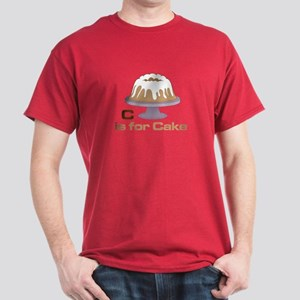 C Is For Cake T-Shirt