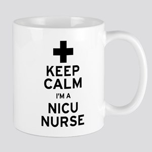 Keep Calm NICU Nurse Mugs