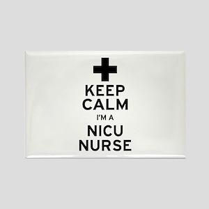 Keep Calm NICU Nurse Magnets
