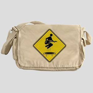 You Enjoy Mini-Tramps Messenger Bag