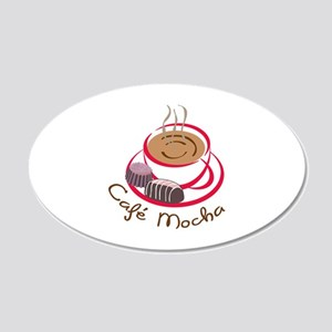 CAFE MOCHA Wall Decal